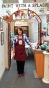 paint with a splash instructor maryann tucci